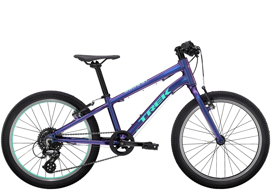 Trek Wahoo 20 20  wheel Purple Flip