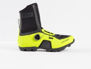 Bontrager Shoe JFW Winter 37 Radioactive Yellow
