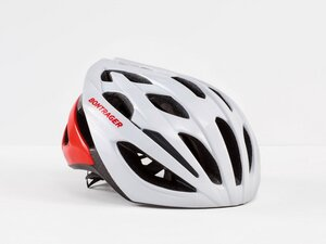Bontrager Helm Starvos S White/Red CE
