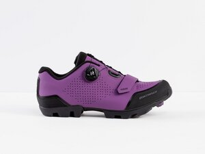 Bontrager Schuh Foray Women's 42 Purple Lotus