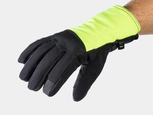 Bontrager Glove Velocis Winter Small Radioactive Yellow