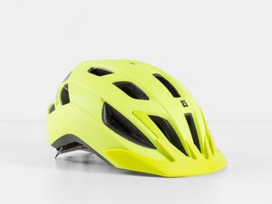 Bontrager Helm Solstice MIPS M/L Radioactive Yellow CE